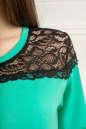 Домашний костюм мятного цвета 2307.79 No3|интернет-магазин vvlen.com