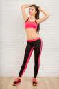 Топ для фитнеса розового цвета 2319.67 No3|интернет-магазин vvlen.com