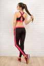 Топ для фитнеса розового цвета 2319.67 No5|интернет-магазин vvlen.com