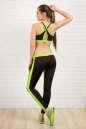 Топ для фитнеса зеленого цвета 2319.67 No0|интернет-магазин vvlen.com