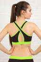 Топ для фитнеса зеленого цвета 2319.67 No3|интернет-магазин vvlen.com