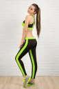 Топ для фитнеса зеленого цвета 2319.67 No5|интернет-магазин vvlen.com