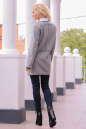 Кардиган стильный серого цвета No2|интернет-магазин vvlen.com