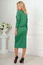Повседневное платье футляр зеленого цвета 2478.65 No3|интернет-магазин vvlen.com
