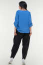 Блуза электрика цвета it 506 No2|интернет-магазин vvlen.com