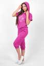 Домашний костюм розового цвета  No1 интернет-магазин vvlen.com