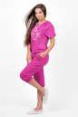 Домашний костюм розового цвета  No2 интернет-магазин vvlen.com