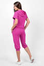 Домашний костюм розового цвета  No3 интернет-магазин vvlen.com