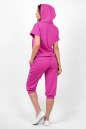 Домашний костюм розового цвета  No5 интернет-магазин vvlen.com
