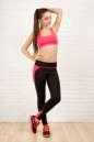 Топ для фитнеса розового цвета 2317.67 No3|интернет-магазин vvlen.com