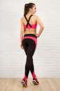 Топ для фитнеса розового цвета 2317.67 No4|интернет-магазин vvlen.com