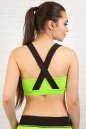 Топ для фитнеса зеленого цвета 2317.67 No2 интернет-магазин vvlen.com
