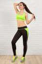 Топ для фитнеса зеленого цвета 2317.67 No3 интернет-магазин vvlen.com