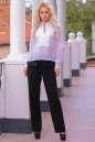 Лосины черного цвета 2420.90 No0|интернет-магазин vvlen.com