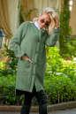 Кардиган стильный зеленого цвета No0|интернет-магазин vvlen.com
