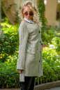 Кардиган стильный серого цвета No1|интернет-магазин vvlen.com