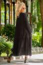 Платье оверсайз коричневого цвета 2403.86 No2|интернет-магазин vvlen.com
