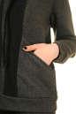 Спортивная кофта темно-серого цвета 137-138 No3|интернет-магазин vvlen.com