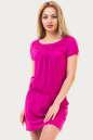 Летнее платье футляр малинового цвета No0|интернет-магазин vvlen.com