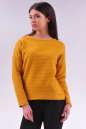 Свитшот желтого цвета   No0|интернет-магазин vvlen.com