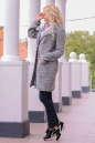 Кардиган модный серого цвета 2393.21 No1|интернет-магазин vvlen.com